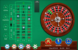 Roulette Screenshot 2