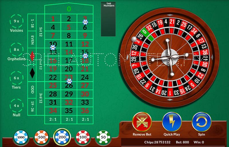 Roulette spielen » Spaß haben und Gewinnen!