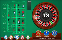 Roulette Screenshot 3