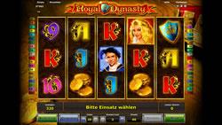 Royal Dynasty Screenshot 1