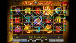 Royal Dynasty Screenshot 2