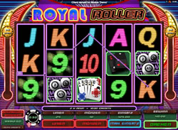 Royal Roller Screenshot 3