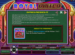 Royal Roller Screenshot 4