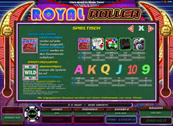 Royal Roller Screenshot 5