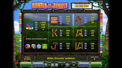Rumble in the Jungle Screenshot 2