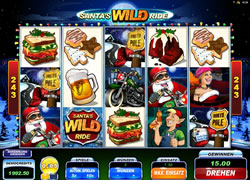 Santa's Wild Ride Screenshot 2