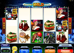 Santa's Wild Ride Screenshot 5