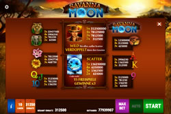 Savanna Moon Screenshot 2