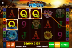 Savanna Moon Screenshot 3
