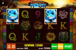 Savanna Moon Screenshot 5