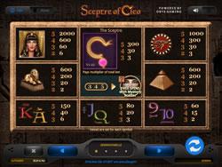 Sceptre of Cleo Screenshot 3