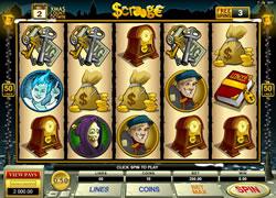 Scrooge Screenshot 1