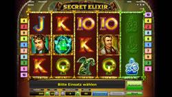 Secret Elixir Screenshot 1