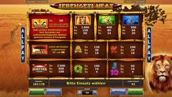 Serengeti Heat Screenshot 2