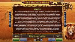 Serengeti Heat Screenshot 4