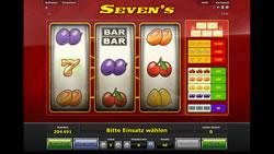 Seven's Screenshot 1