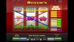 Seven's Screenshot 2