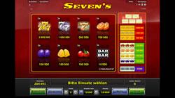 Seven's Screenshot 3