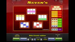 Seven's Screenshot 4