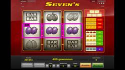 Seven's Screenshot 6