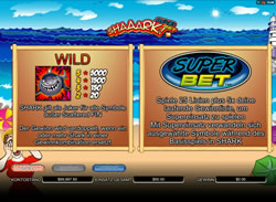 Shaaark Superbet Screenshot 2