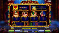 Showgirls Screenshot 2