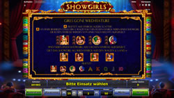 Showgirls Screenshot 3