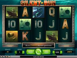 Silent Run Screenshot 1