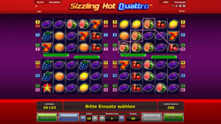 Sizzling Hot Quattro Screenshot 15