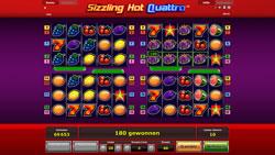Sizzling Hot Quattro Screenshot 8