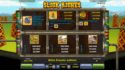 Slick Riches Screenshot 3