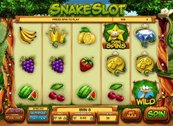 Snake Slot Screenshot 1