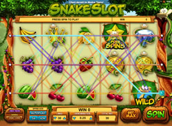 Snake Slot Screenshot 2