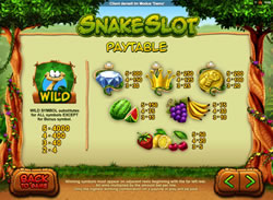 Snake Slot Screenshot 3
