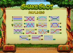 Snake Slot Screenshot 4