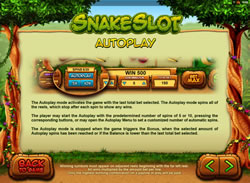 Snake Slot Screenshot 5