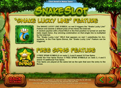 Snake Slot Screenshot 6