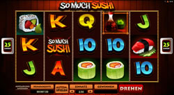 So Much Sushi Screenshot 1