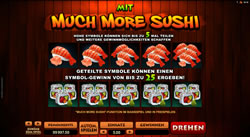 So Much Sushi Screenshot 2