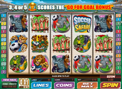 Soccer Safari Screenshot 1