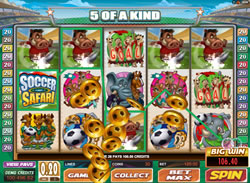 Soccer Safari Screenshot 10