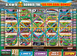 Soccer Safari Screenshot 2