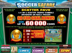 Soccer Safari Screenshot 3
