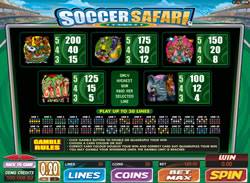 Soccer Safari Screenshot 6