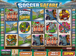 Soccer Safari Screenshot 9