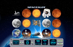 Spaceslot Screenshot 1