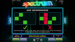 Spectrum Screenshot 5