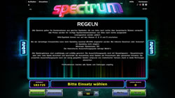 Spectrum Screenshot 6