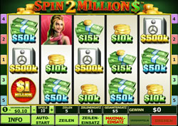 Spin 2 Millions Screenshot 1