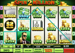 Spin 2 Millions Screenshot 12